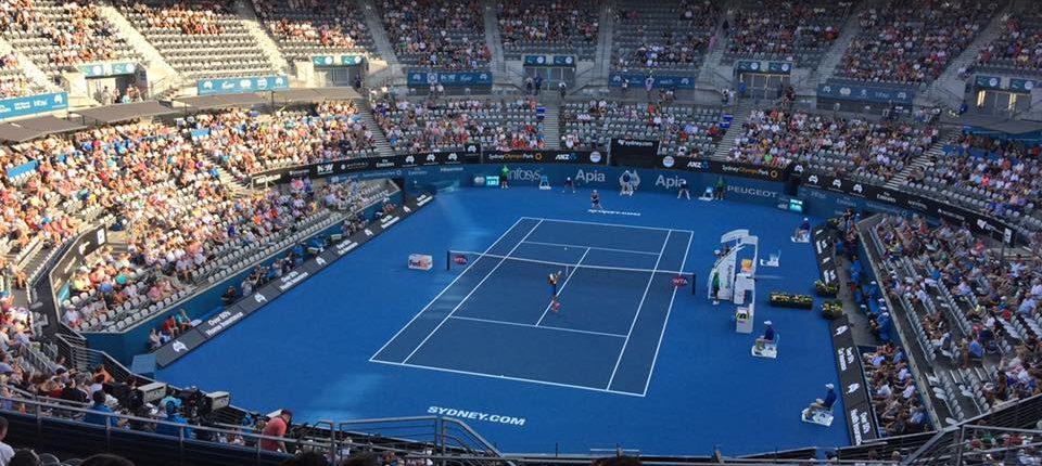 Tennis NSW Sydney Olympic Park Centre