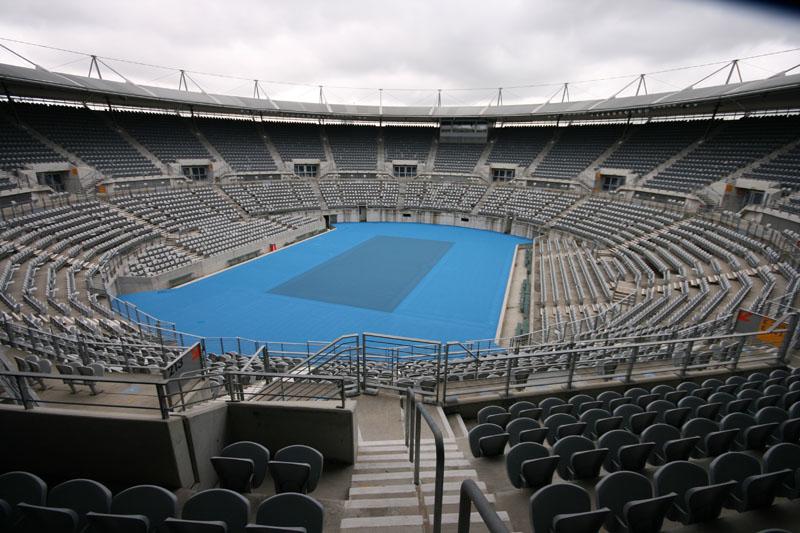 Tennis NSW Sydney Olympic Park Centre Court Craft